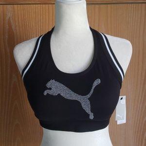 Puma sports bra, NWT size L